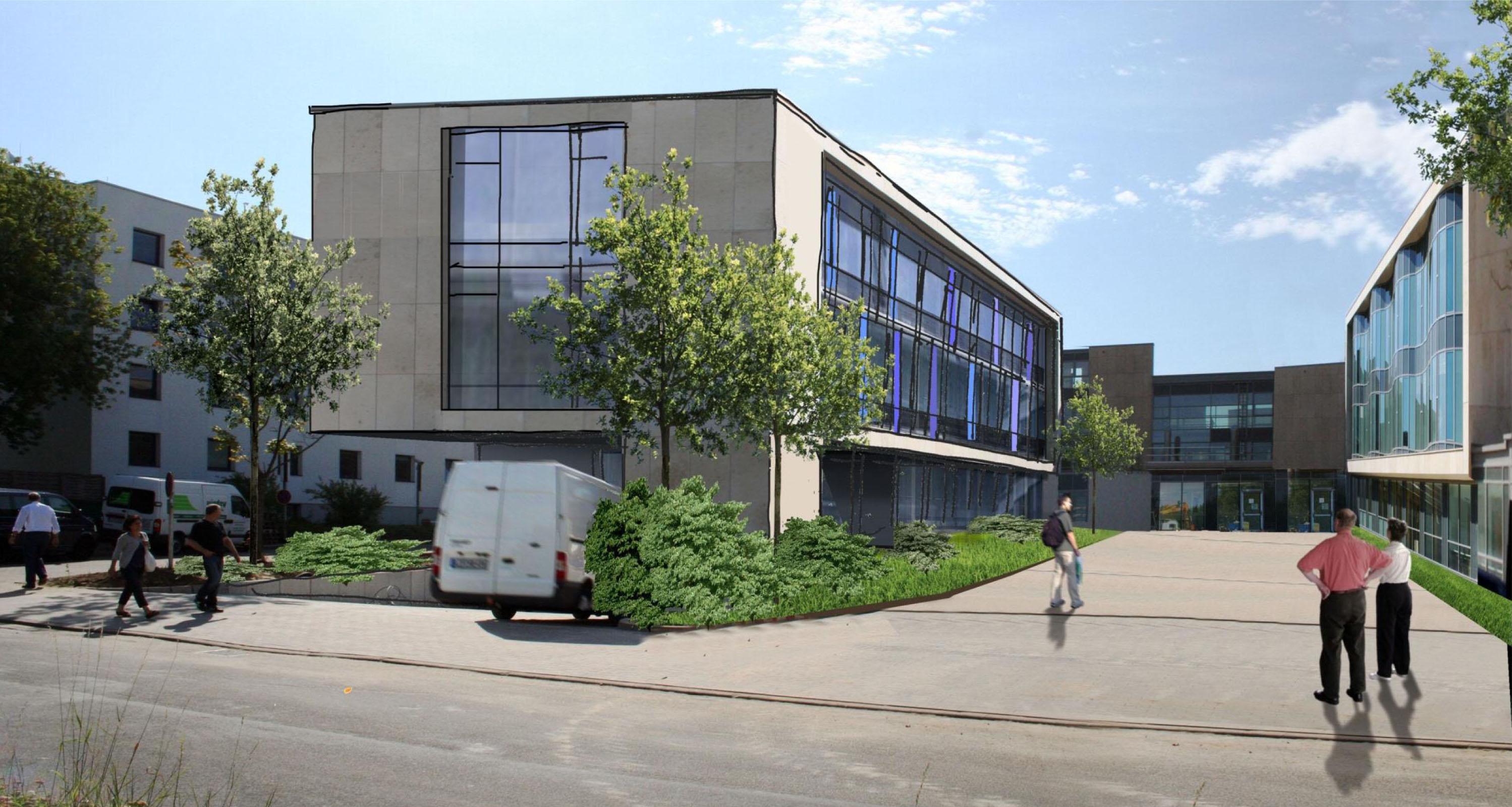 herz und diabeteszentrum bad oeynhausen relles ingenieure gmbh. Black Bedroom Furniture Sets. Home Design Ideas